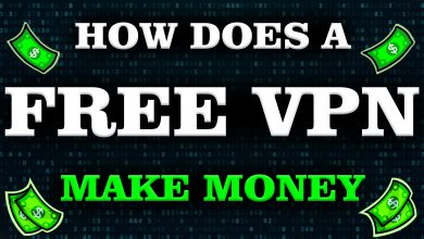 How Free VPN's Make Money