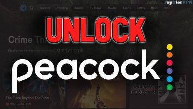 Unlock Peacock TV